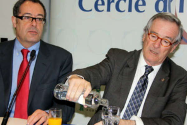 Trias es reunirà amb Montoro i Pastor per garantir la inversió i continuar les obres de l'estació de la Sagrera