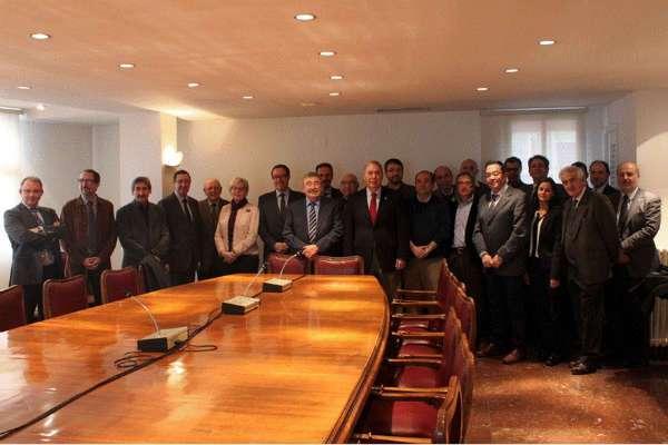 Alcaldes i empresaris critiquen l'abandonament en les comunicacions de la Plana de Lleida amb el Pirineu