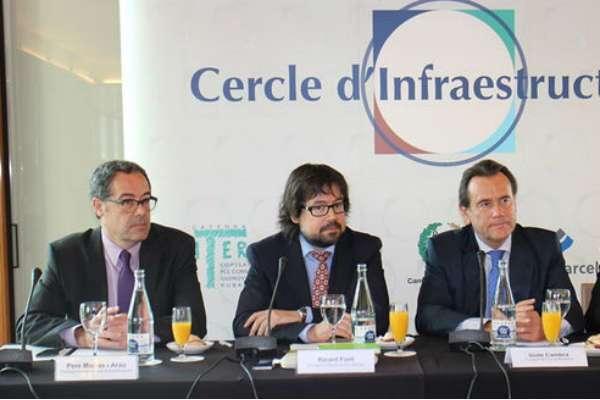 """Ricard Font: """"El nostre petroli s'anomena Corredor Mediterrani"""""""