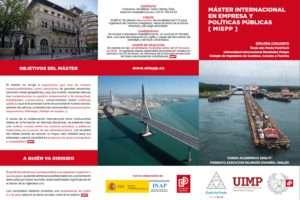 Màster Internacional en Empreses i Polítiques Públiques