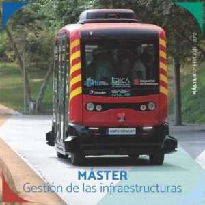 MATRÍCULA OBERTA: Màster Gestió de les Infraestructures 2020 @ Escola de Camins, Canals i Ports de la Universitat Politècnica de Catalunya Campus Nord Universitat Politècnica de Catalunya | Barcelona | Catalunya | Espanya