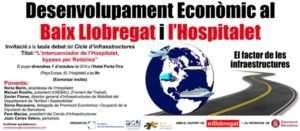 Desenvolupament econòmic al Baix Llobregat i l'Hospitalet