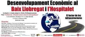 AJORNAMENT FINS NOVA DATA: Desenvolupament econòmic al Baix Llobregat i l'Hospitalet @ Parc Arqueològic Mines de Gavà | Gavà | Cataluña | Espanya