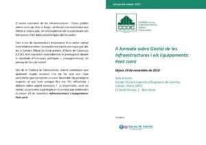 JORNADA A BARCELONA @ SALA D'ACTES - ETSECCPB | Barcelona | Catalunya | Espanya