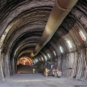 L'eix Tarragona – Lleida a través del túnel de Lilla